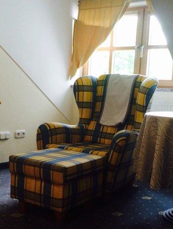 Wessling, Γερμανία: Room in hotel Seehof