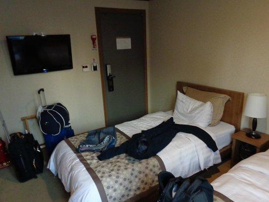 Hotel J Hill : room