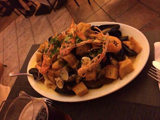 Ristorante Spaccanapoli : soutè di cozza da SpaccaNapoli