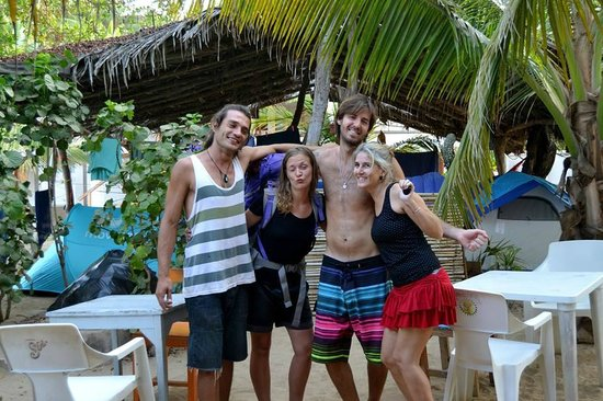 Hostal La Isla: Saying Goodbye to the Isla-Family