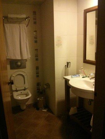 Pineta Park: Ванная