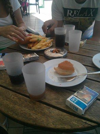 Pineta Park: Между обедом и ужином