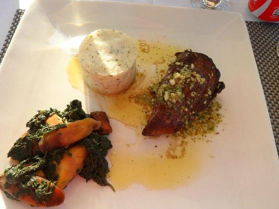 Gunther's Restaurante: Main.....
