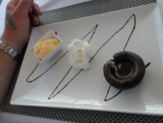 Gunther's Restaurante: Pudding..............