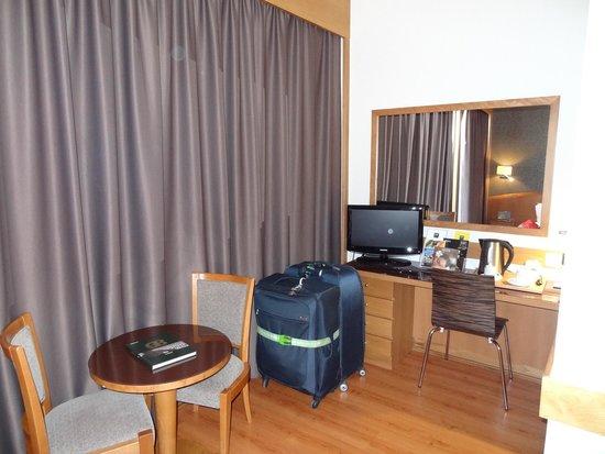 HF Fenix Lisboa: The room