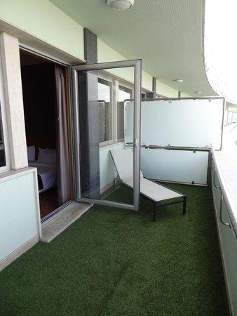 HF Fenix Lisboa: Terrace