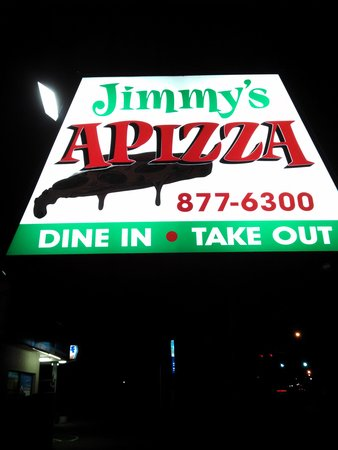 Jimmy's Apizza