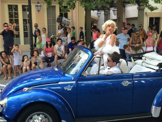 Parque Warner: Marilyn