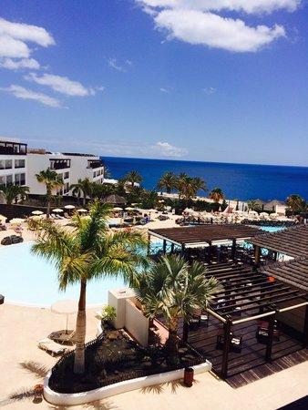 Hesperia Lanzarote : Room with sea view room 706