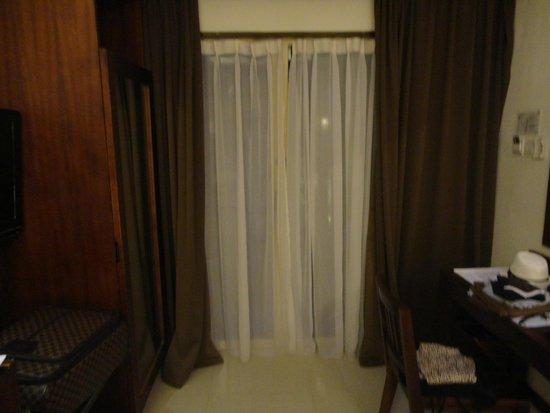 Best Western Kuta Villa: View from my bed :)