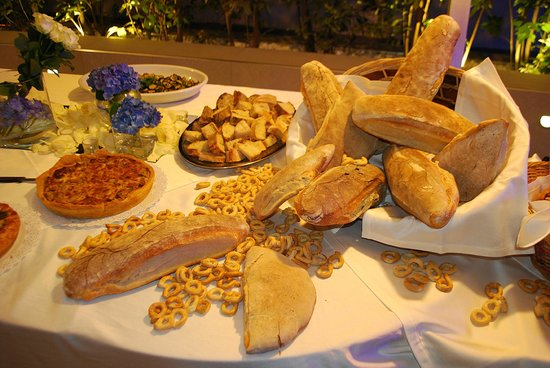 Le Moire : I buffet