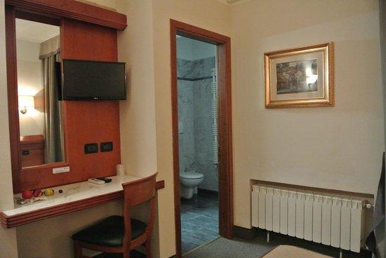 Hotel Arcadia: お部屋