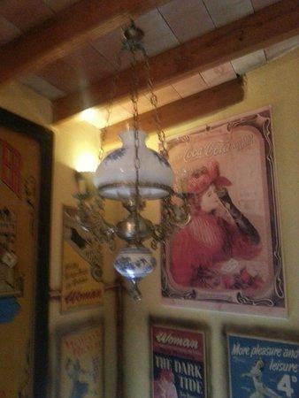 Restaurant Diferent : Лестница