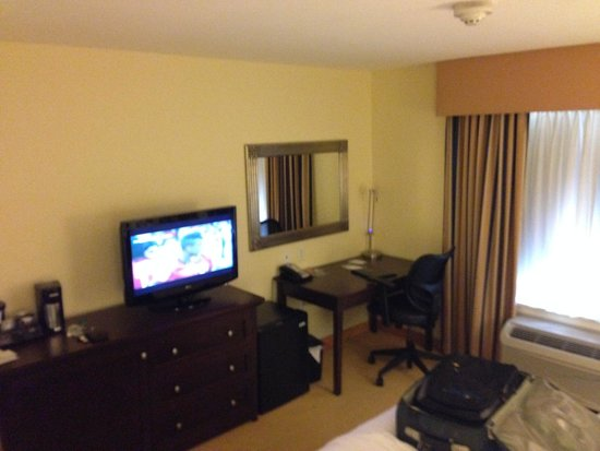 Fairfield Inn & Suites Houston Intercontinental Airport: Room pic
