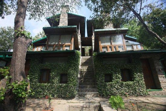 Monolith Resort: Independent Cottages