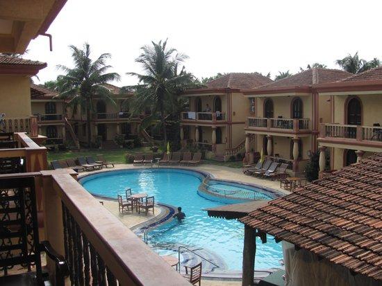 Resort Terra Paraiso: view from balcony