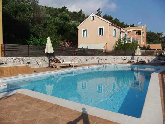 Greka Ionian Suites: The pool