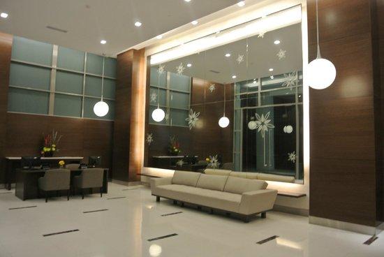 The Residences @ Swiss-Garden Hotel & Residences Kuala Lumpur : Отель