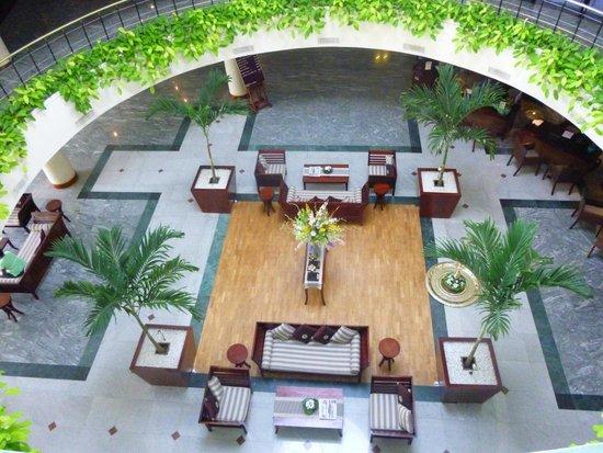 Eden Resort & Spa : Lobby