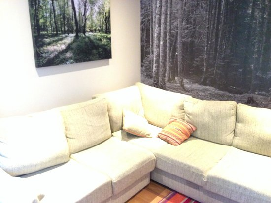 Center Parcs Longleat Forest: Living room