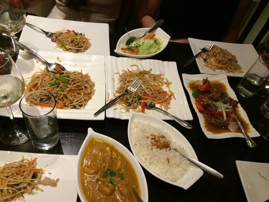 Norling Restaurant Amsterdam : Our degustation menù to share