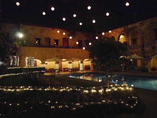 Quinta Real Oaxaca: Piscine