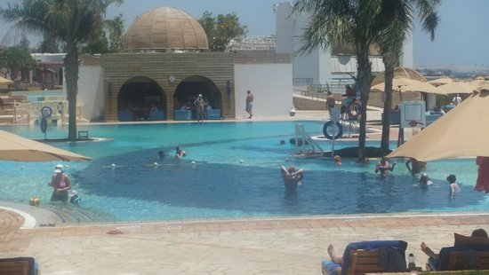 Mercure Hurghada Hotel : Pool
