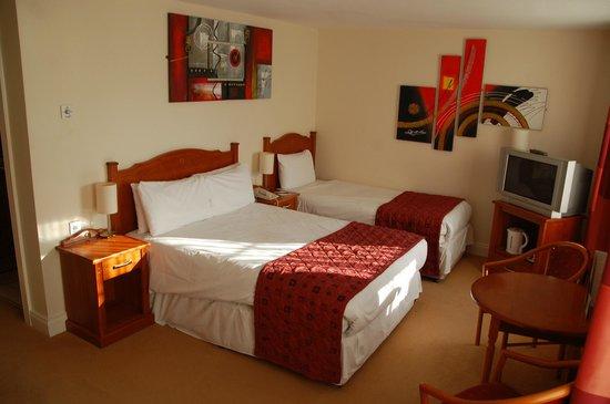 Hillgrove Hotel, Leisure & Spa : Bedroom