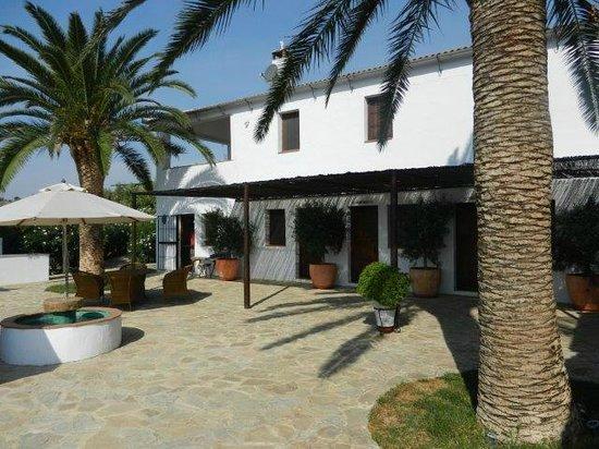 Casa Rural El Olivar: Terras om van te genieten