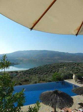 Casa Rural El Olivar: Prachtig uitzicht