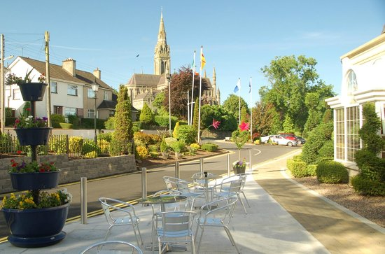 Hillgrove Hotel, Leisure & Spa : Cathedral View