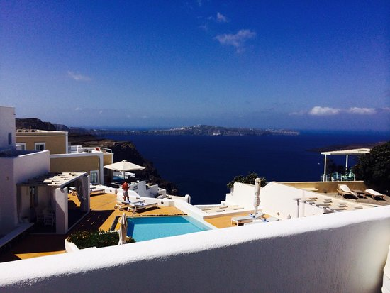 Aria Suites: View from Aida _28.06.14