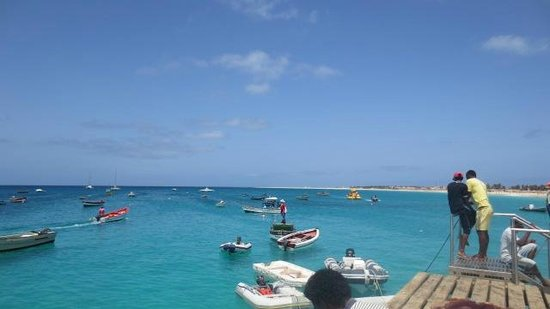 Melia Tortuga Beach Resort & Spa: vistas preciosas