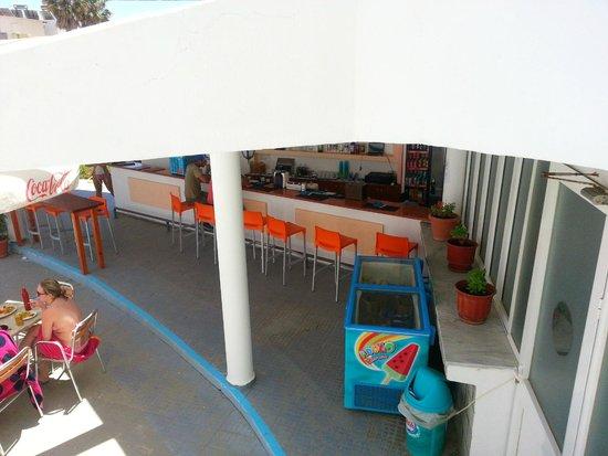 Cleopatra Hotels Kris Mari: Poolbar....toller Treffpunkt andere Gäste kennenzulernen
