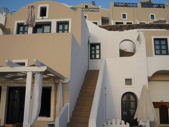 Afroessa Hotel: Hotel Facade