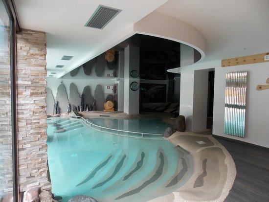 Croce Bianca Leisure & Spa Hotel: Particolare nuovo centro benessere