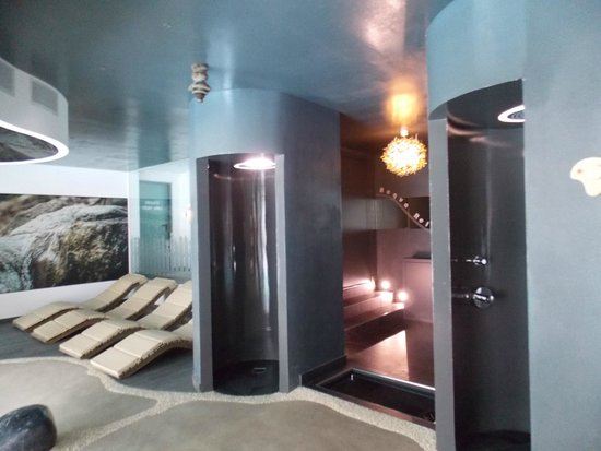 Croce Bianca Leisure & Spa Hotel: Nuovo centro benessere dall'interno