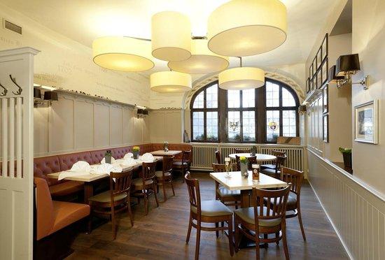 Hotel Restaurant Goldener Adler: Restaurant