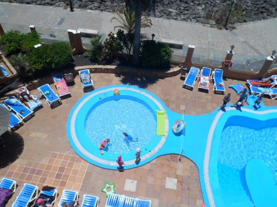 Suite Hotel Elba Castillo San Jorge & Antigua: childrens pool