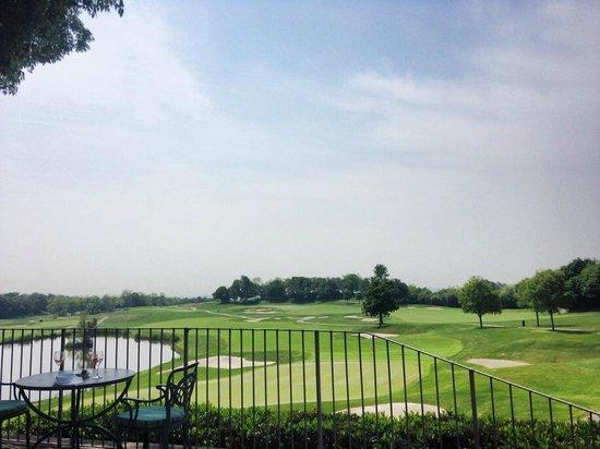 Palazzo Arzaga Hotel Spa & Golf Resort: Terrazza