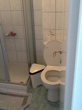 Hotel Apanema: salle de bain