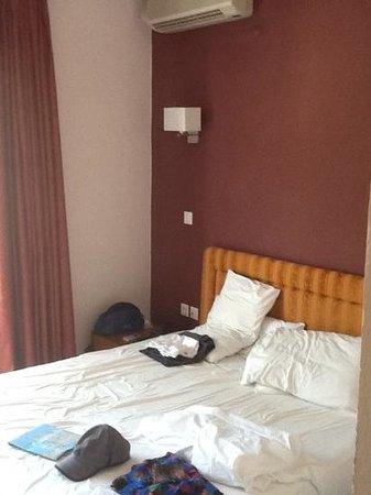 Hotel Apanema: chambre climatisée
