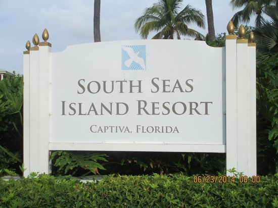 South Seas Island Resort : Welcome