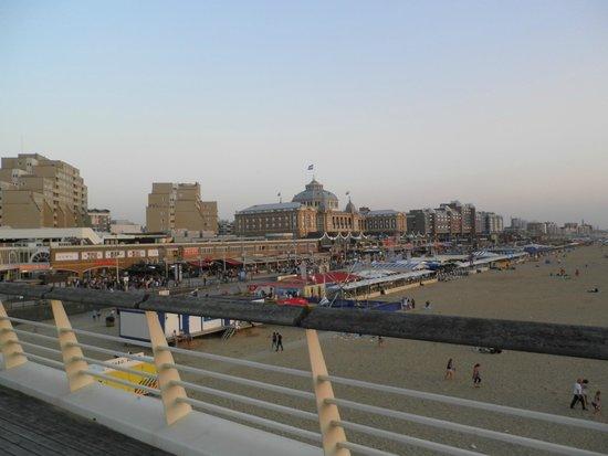 Pier and Promenade : Vista do pier