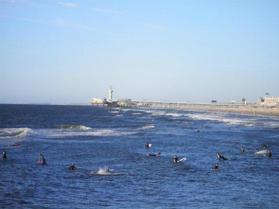 De Pier Scheveningen: Surf