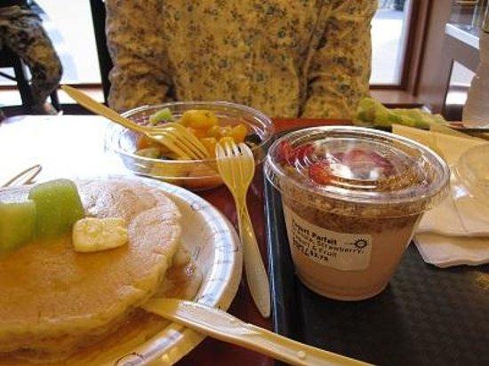 Europa Cafe: 朝食