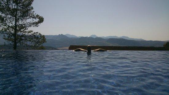 Hotel Catalonia Reina Victoria Wellness & Spa: PISCINA