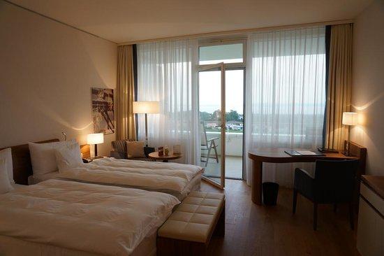 Oberwaid - Kurhotel & Privatklinik: Hotel Oberwaid - Kurhaus & Medical Center room