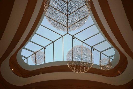 Oberwaid - Kurhotel & Privatklinik: Hotel Oberwaid - Kurhaus & Medical Center lobby