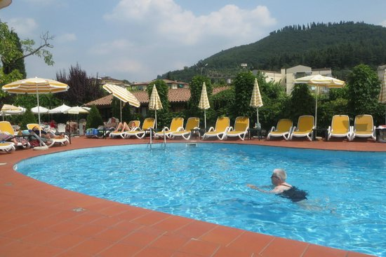 Hotel Villa Mulino : Time to relax